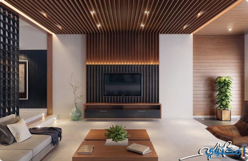 ديكورات حوائط المنزل جديده 2021 - موقع محتوى