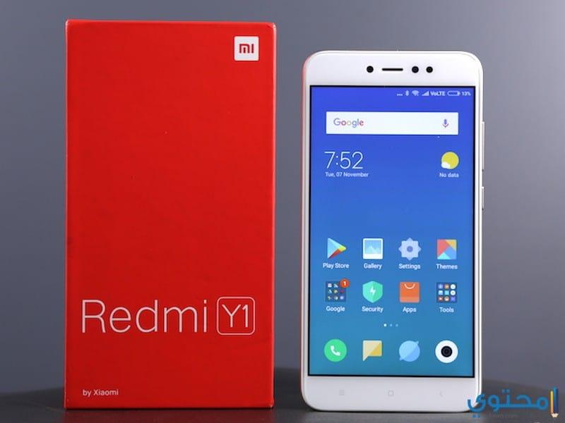 Xiaomi Redmi Y1 2018