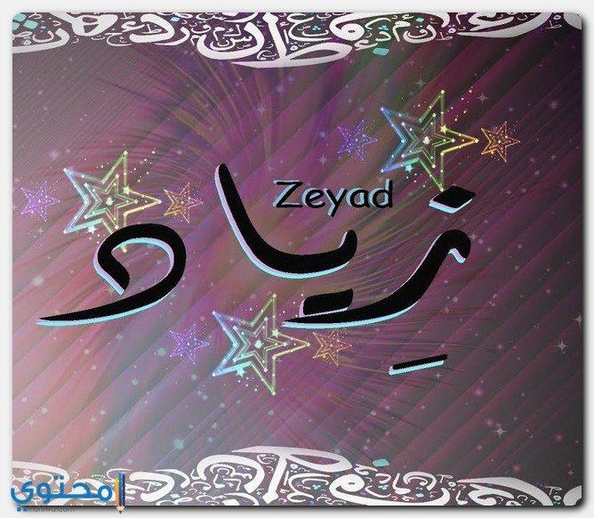 شخصية صاحب اسم زياد