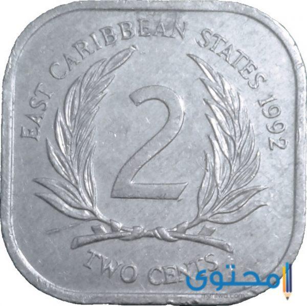 ما هي العملة الرسمية في سانت كيتس ونيفيس ؟ - موقع محتوى