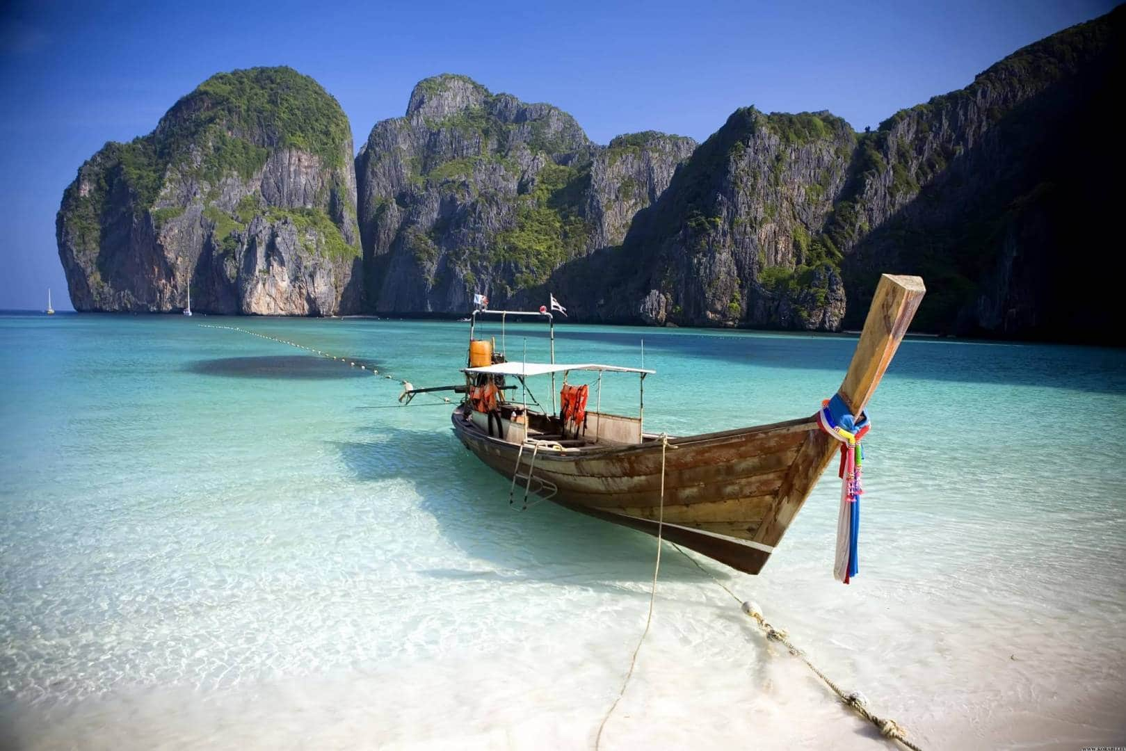 خليج مايا تايلاند