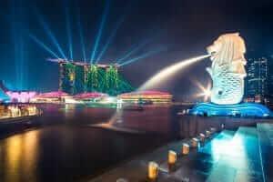 معلومات وصور السياحة في سنغافورة