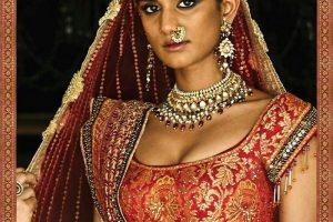 أزياء هندية حديثة 2019