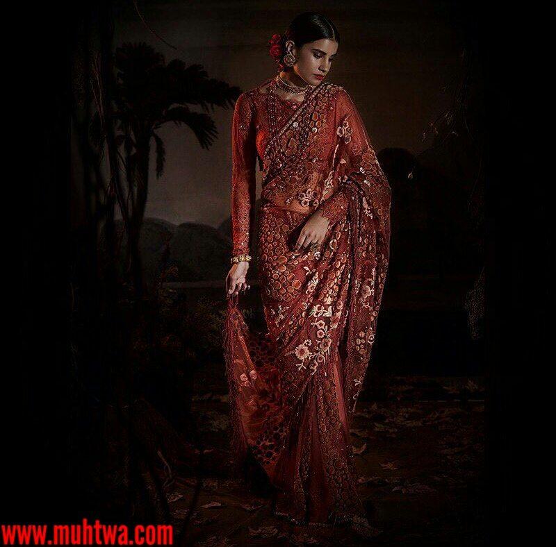 صور أزياء هندية حديثة