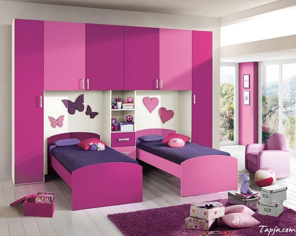 تصميمات غرف نوم البنات 2019 موقع محتوى 20780 | bedroom amazing pink and purple bedroom pink and purple room paint awesome pink and purple bedroom ideas 1000 x 800