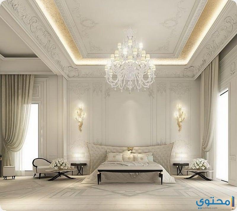ديكور غرفة نوم للعرسان