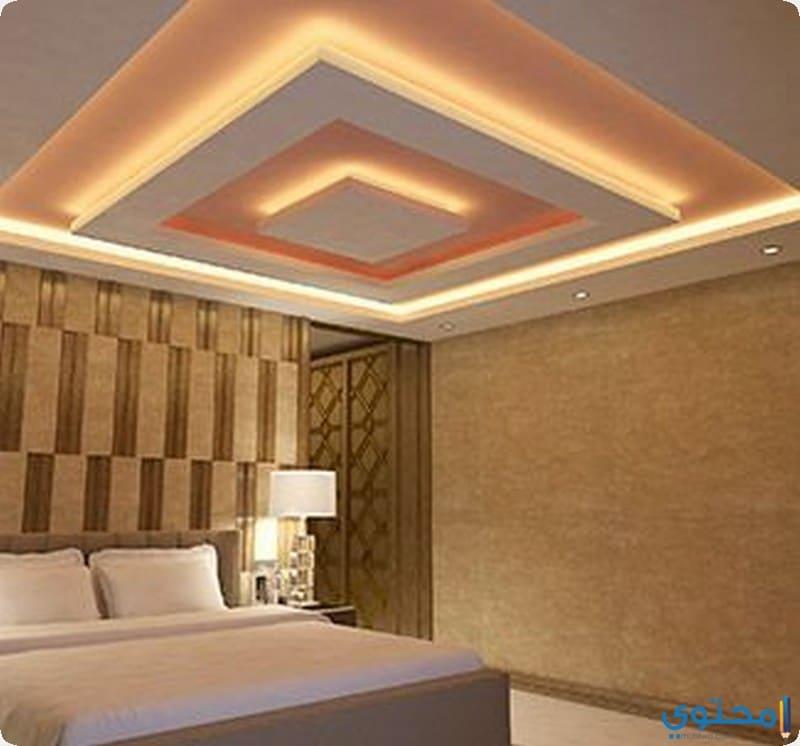 ديكورات اسقف غرف نوم معلقة 2019
