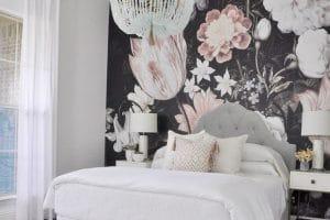 احدث اشكال ورق حائط غرف النوم 2018