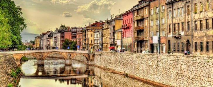 صور السياحة في سراييفو عاصمة البوسنة