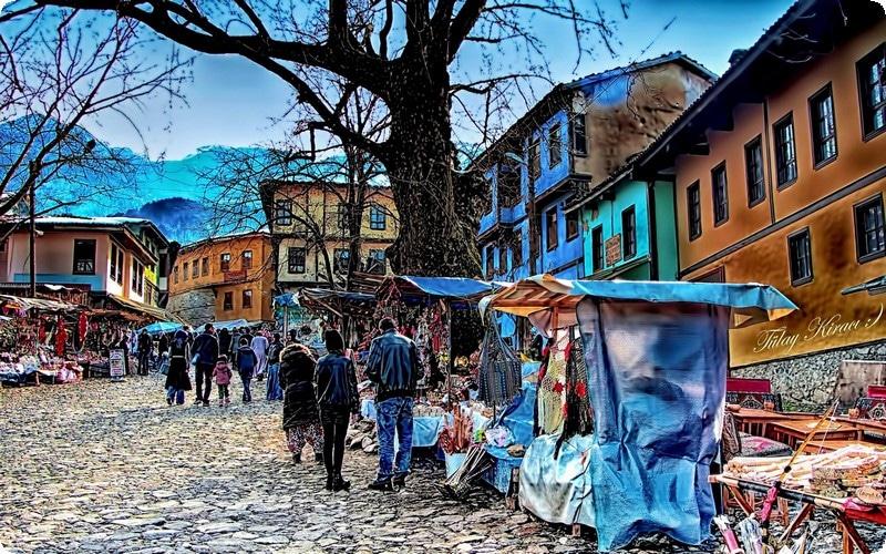 صور السياحة في مدينة بورصه التركية 2021 15