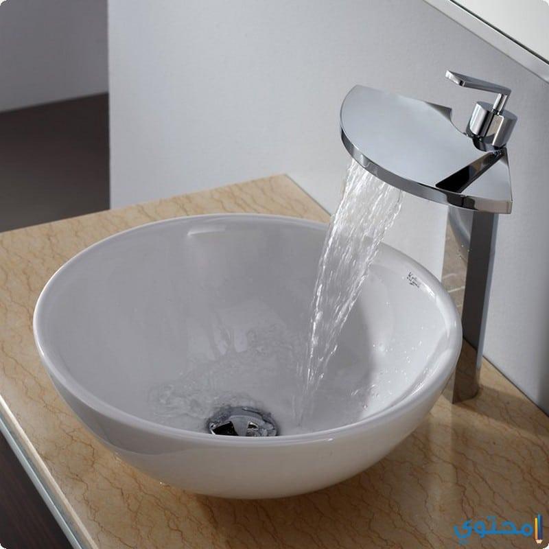 أحواض مياه حمامات حديثة 2019 موقع محتوى