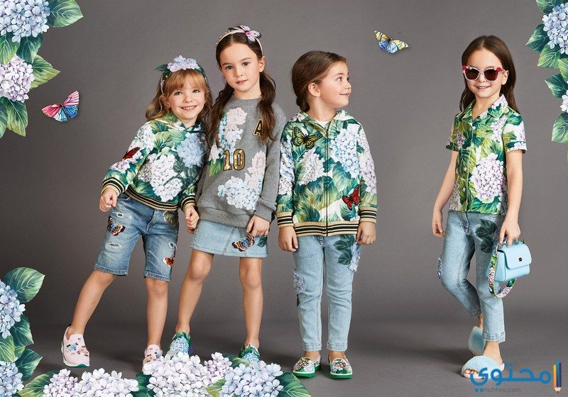 ملابس الاطفال الشتوية