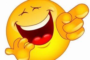 موضوع تعبير عن الضحك
