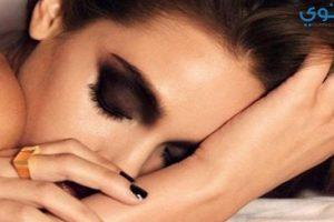 ما هى أضرار النوم بالمكياج