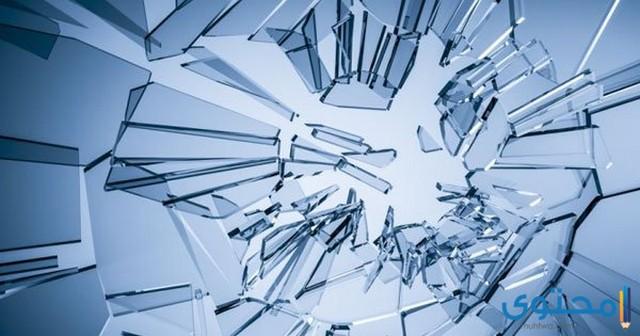 تفسير الاحلام والرؤي الزجاج في المنام