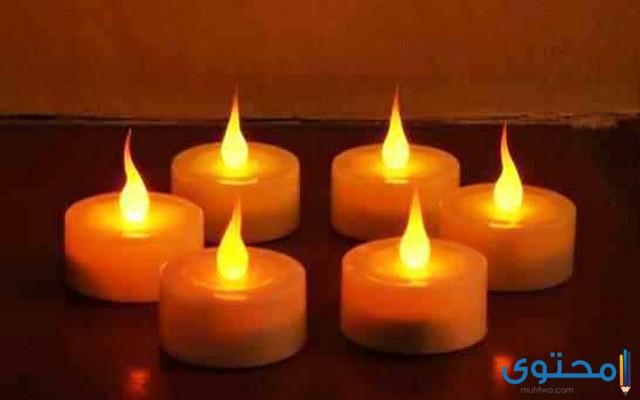 تفسير الاحلام والرؤي الشموع في المنام