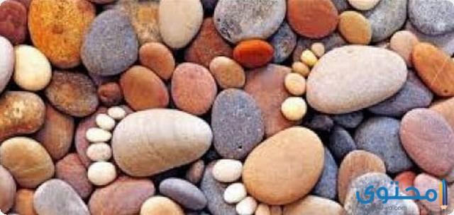 تفسير الاحلام والرؤي الحجارة في المنام