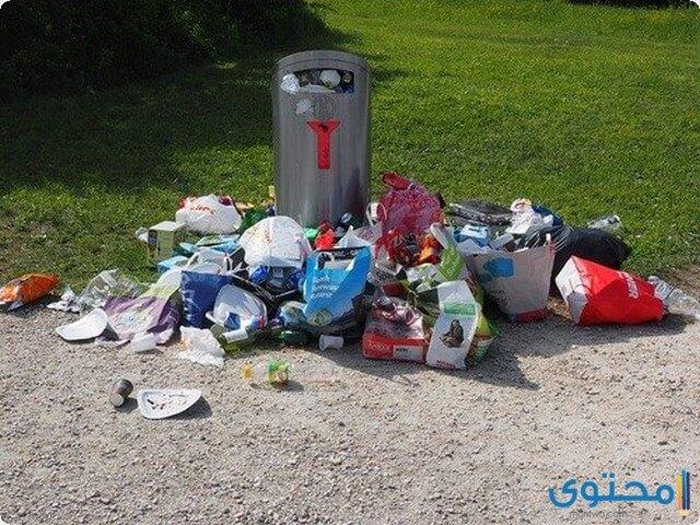 تفسير الاحلام والرؤي القمامة في المنام