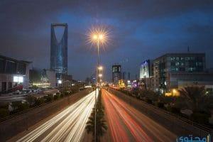 مدينة الرياض عاصمة المملكة واكبر مدنها