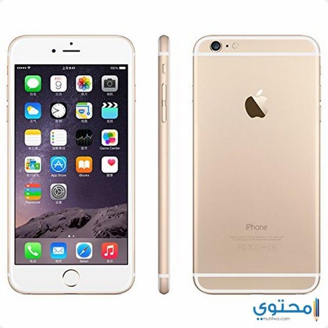 cc816460b مميزات وعيوب هاتف iPhone 6 Plus - موقع محتوى