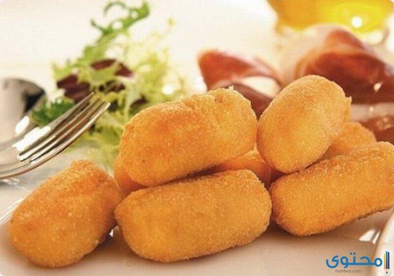 كروكيت البطاطس