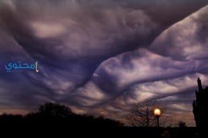 تفسير رؤية السحب البيضاء والسوداء بالحلم