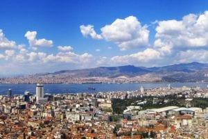 صور السياحة في مدينة إزمير التركية