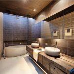 أجمل ديكورات حمامات حديثه 2019