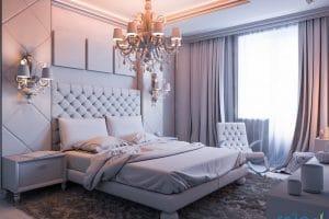 ديكورات غرف نوم جديده 2019