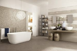 أحدث ديكورات الحمام 2019 العصرية