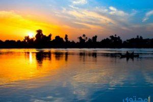 كلمات وعبارات عن نهر النيل