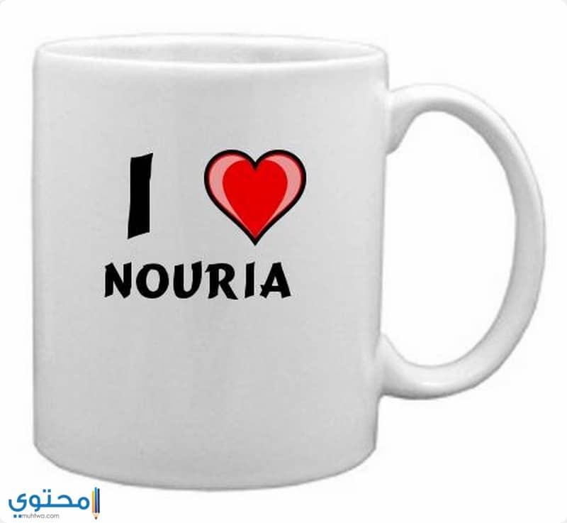 معنى اسم Nouria