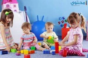 ما هي الألعاب المناسبة للطفل