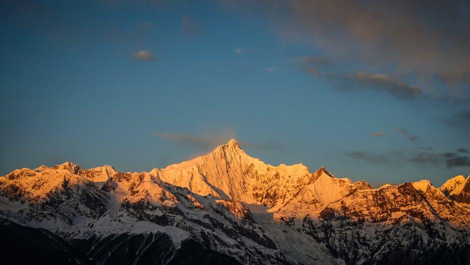 رؤية الجبال في المنام