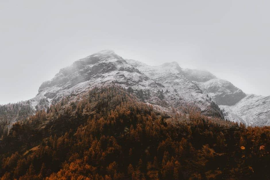 معني رؤية الجبال في المنام - موقع محتوى