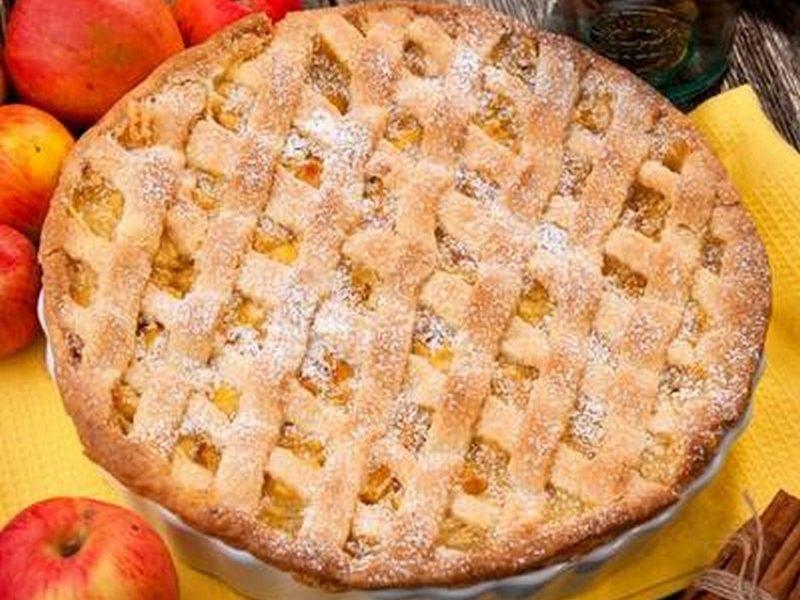 طريقة تحضير تارت التفاح في المنزل