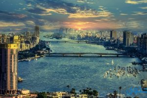 أشعار وأيات قرأنية عن نهر النيل