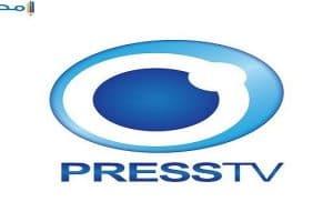 تردد قناة press tv على النايل سات