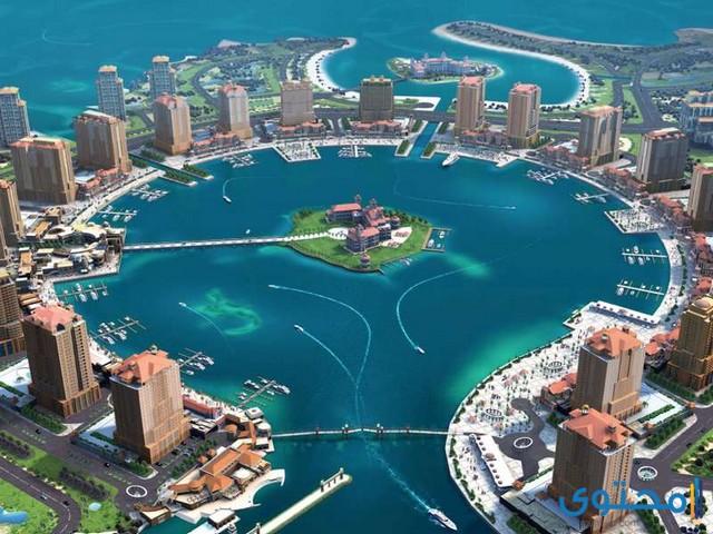 السياحية في قطر 2021