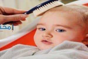 أسباب قشرة الشعر عند الطفل