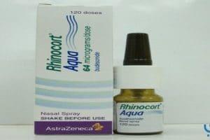 رينوكورت Rhinocort لعلاج حساسية الأنف والجيوب ألانفية