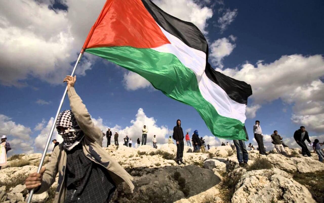 خلفيات علم فلسطين