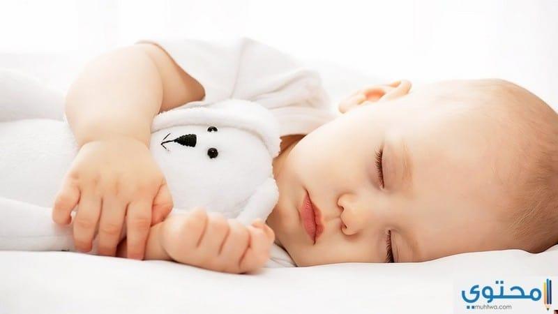 نوم الرضيع