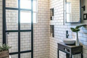 ديكورات حمامات صغيرة المساحة 2018