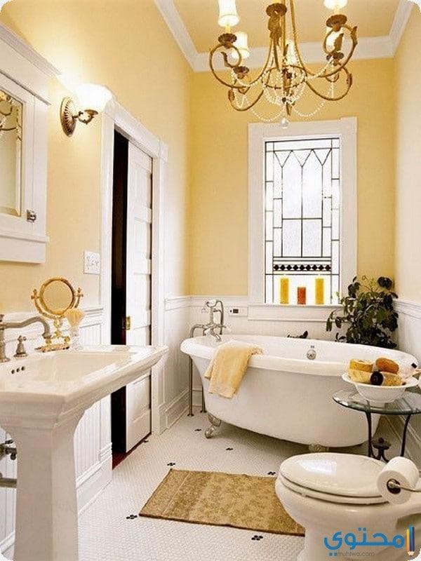 حمام بتصميم انيق
