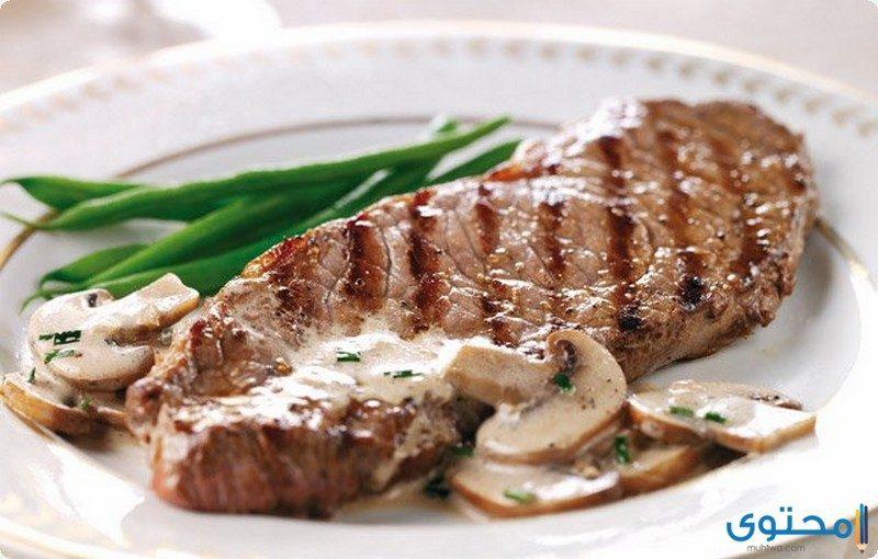 تحضير اللحم المشوي بطريقة جديدة ومختلفة