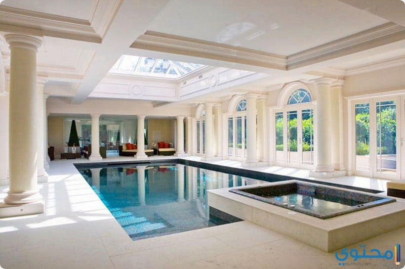 2019 for White house swimming pool indoor
