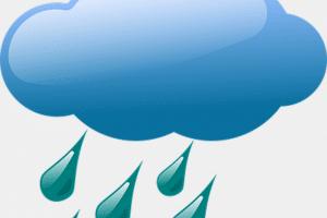موضوع تعبير عن المطر بالعناصر