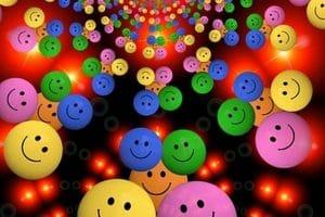 موضوع تعبير عن الابتسامة