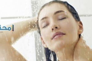 تفسير الاستحمام والاغتسال فى الحلم